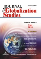 Tomorrows Tourist. Journal of Globalization Studies.